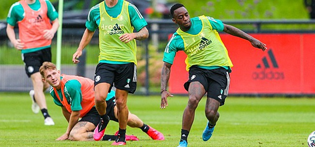 Foto: 'Haps is tweede Feyenoorder met corona'