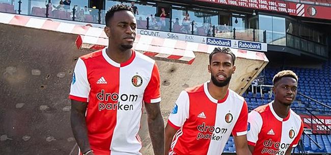 Foto: 'Aanvaller (19) verlaat Feyenoord na dienstverband van 7 jaar'
