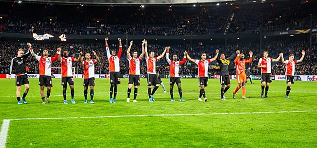 Foto: Fans kennen wel een goede spits voor Feyenoord: 'Halen'