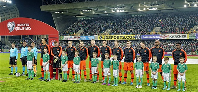 Foto: Media en analytici gaan helemaal los over 'godsgeschenk' bij Oranje