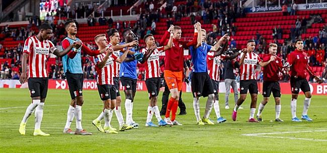 Foto: Lof voor PSV'er: 'Hij kan snel naar een topniveau in de Eredivisie accelereren'