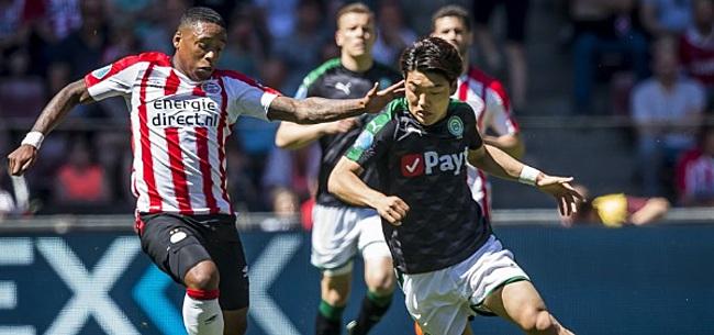 Foto: Ritsu Doan reageert op geruchten over transfer naar PSV