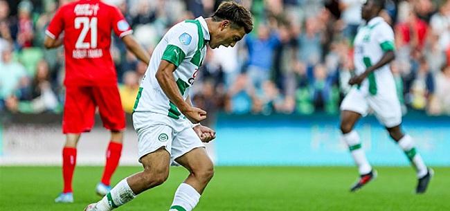 Foto: 'PSV-doelwit Doan geeft krachtig signaal af bij Groningen'