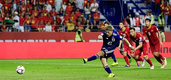Foto: Doan met Japan onderuit tegen Qatar in finale Asia Cup
