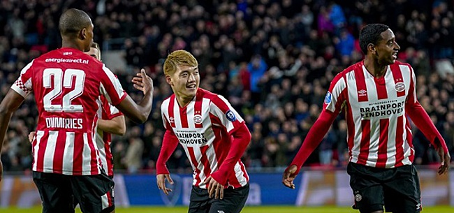Foto: Kijkers PSV-Fortuna trekken allemaal dezelfde conclusie