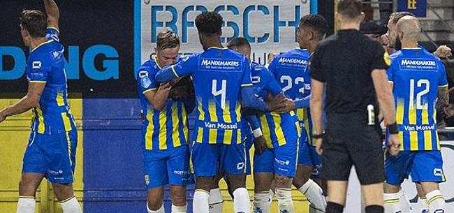 Foto: 'RKC-speler in grote problemen vanwege bizarre actie na Ajax'
