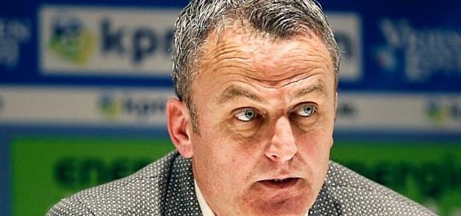 Foto: 'Nieuwe crisis in Breda: NAC ontslaat clubicoon telefonisch'
