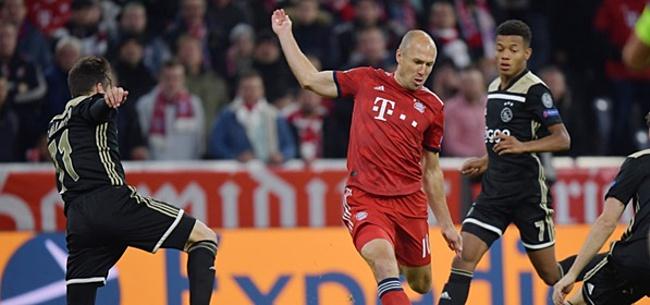 Foto: 'Robben en andere sterren denken dat ze groter zijn dan Bayern München'
