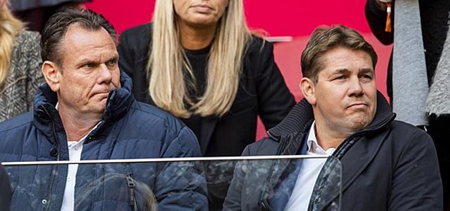 Foto: Feyenoord lijkt mis te grijpen:
