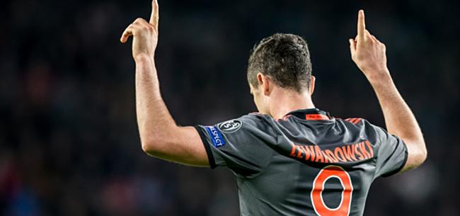 Foto: 'Gaat Lewandowski weg, dan koopt Bayern deze spits'