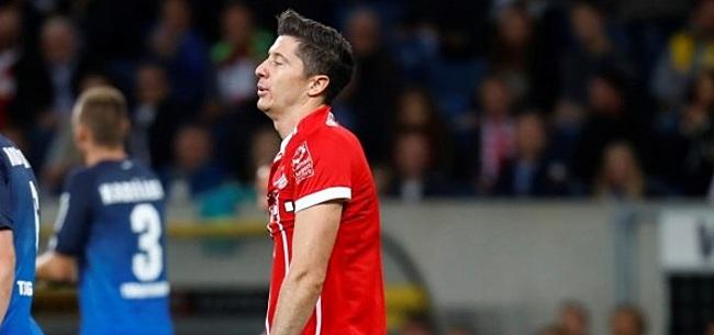 Foto: Reprimande voor Bayern-duo: