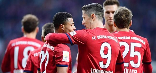 Foto: 'Bayern benadert eigen transferrecord voor Robben-opvolger'
