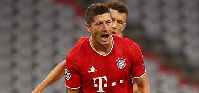 Foto: Bayern wint 'duel voor spek en bonen' makkelijk van Chelsea