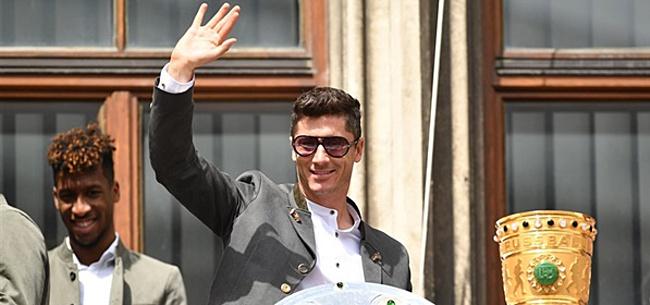 Foto: 'Lewandowski roept om versterking, Ziyech op weg naar Bayern München?'