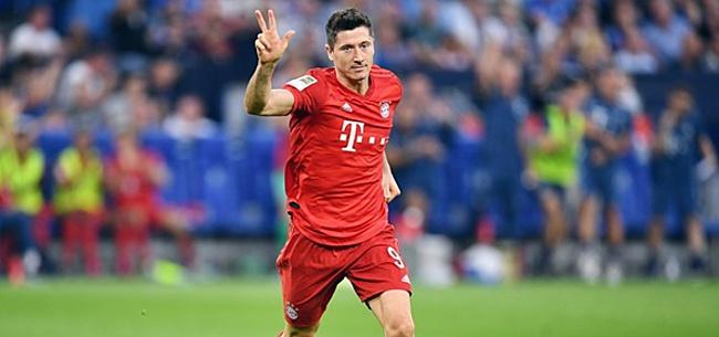 Foto: Coutinho debuteert: Bayern maakt gehakt van Schalke dankzij Lewandowski