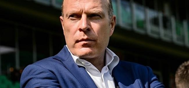 Foto: Roda-trainer Molenaar krijgt knallende ruzie: