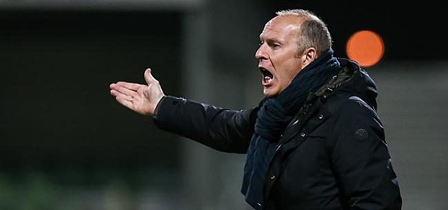 Foto: OFFICIEEL: Molenaar nieuwe hoofdtrainer van Almere City