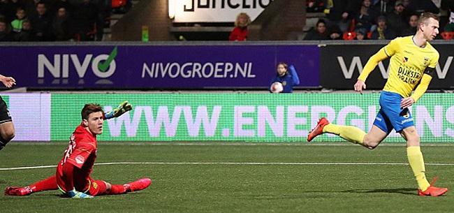 Foto: Titelkandidaten winnen in 'KKD', Excelsior wint met 6-4