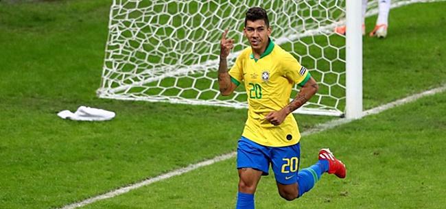 Foto: Wéér geen prijs voor Messi: Brazilië schakelt Argentinië uit