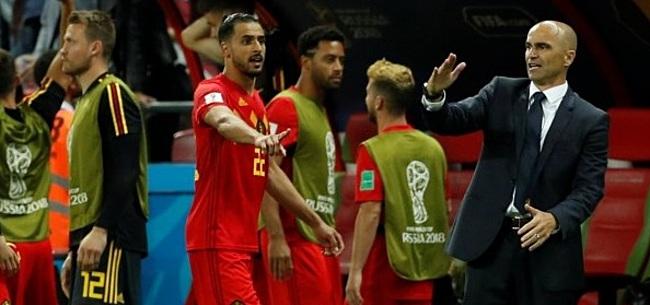 Foto: Martínez: 'Sorry, ik wilde jullie niet misleiden'