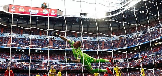Foto: Spanje blijft foutloos in kwalificatie, Eredivisie-spitsen scoren