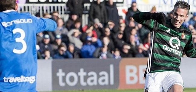 Foto: Feyenoord blijft kwetsbaar: