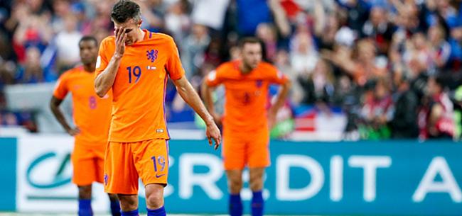 Foto: 'Van Persie kan enorm bizarre transfer maken'
