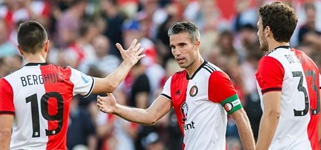 Foto: 'In Amsterdam en Eindhoven liggen ze niet wakker als Feyenoord op bezoek komt'