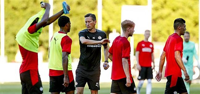 Foto: PSV-tegenstander is 'corona-vrij' en hoopt op herkansing