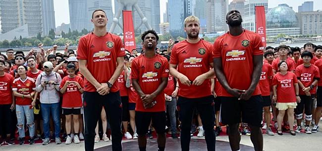 Foto: Romelu Lukaku onder de indruk van PSV'er: 'Gaat het goed doen'