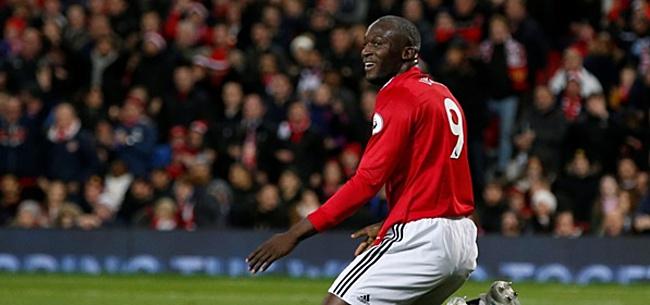 Foto: 'Man United legt Lukaku keihard ultimatum voor'