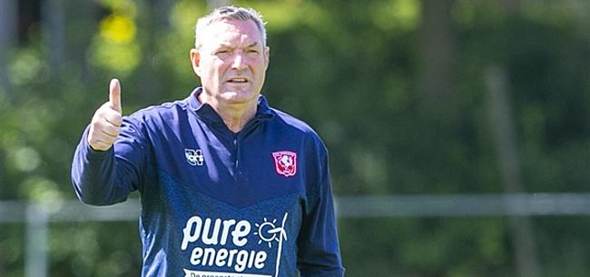 Foto: 'Jans werkt aan drie grote Twente-transfers'