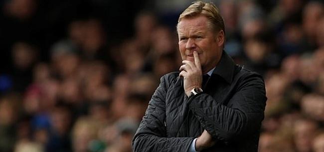 Foto: 'Everton raakt gefrustreerd bij zoeken opvolger Koeman'