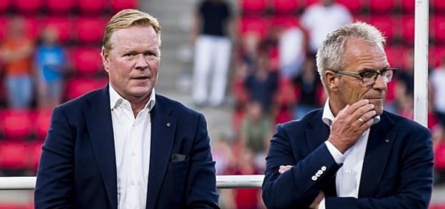 Foto: Gudde doet Nederlandse clubs belofte:
