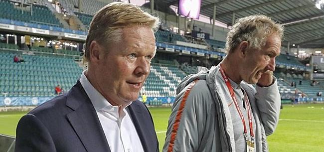 Foto: Koeman laat AZ-smaakmakers debuteren in Oranje-selectie