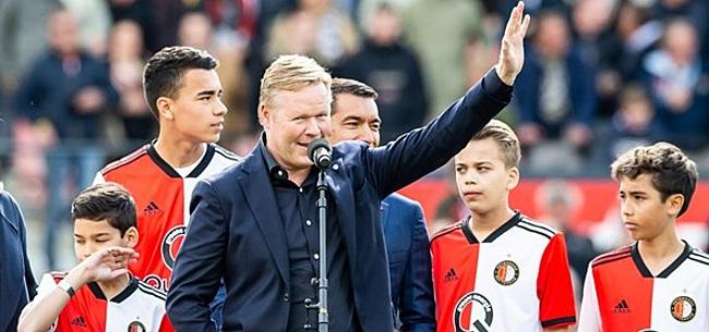 Foto: 'Koeman baalt van KNVB en PSV':