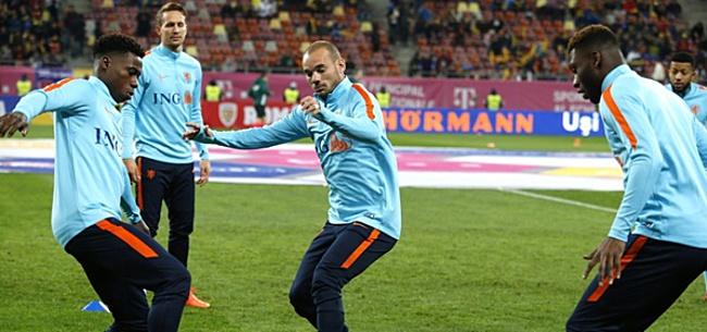 Foto: Fans branden Oranje-speler af: 'Hij verziekt álles'