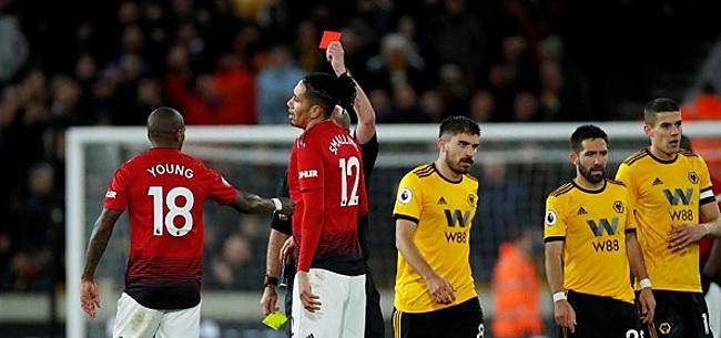 Foto: United met tien man onderuit, Babel degradeert met Fulham