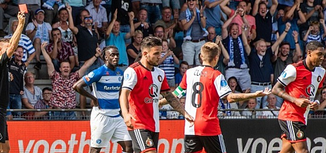 Foto: 'Feyenoord moet Boëtius niet wéér in genade aannemen'