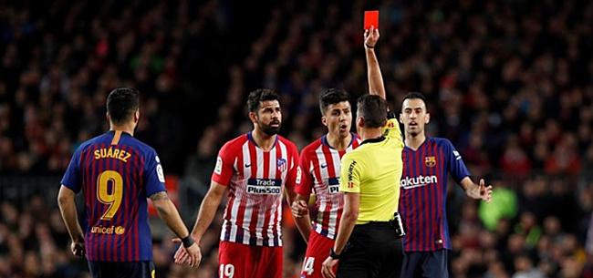 Foto: 'Iedere keer als we naar het Camp Nou komen, gebeurt er iets'