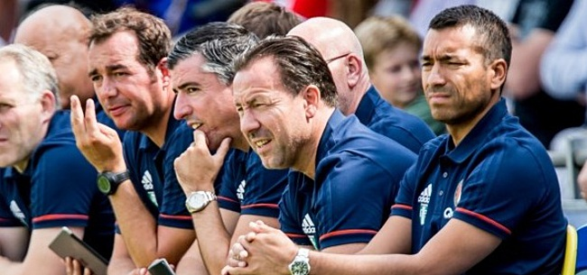 Foto: Feyenoord in oefenduel onderuit tegen Bundesliga-club