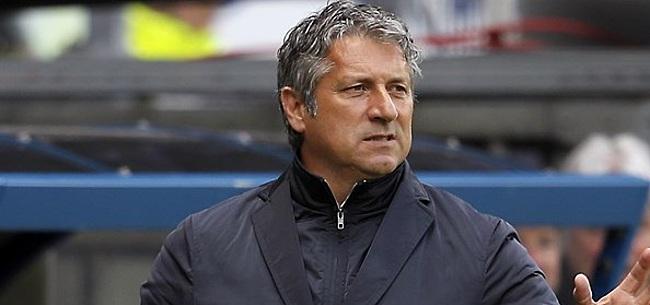 Foto: Ruud Brood blijft aan als hoofdtrainer van NAC Breda