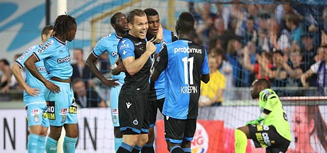 Foto: Geouwehoer in België: kampioen Club grijpt in
