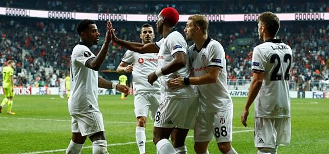 Foto: Groep I: Lens én Babel scoren voor ruim winnend Besiktas