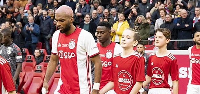 Foto: Ajax-fans tweeten massaal over rentree Ryan Babel