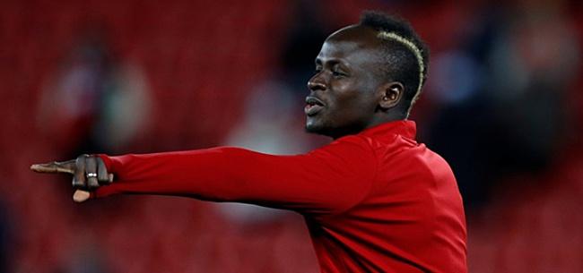 Foto: VIDEO: Mané maakt feestje compleet voor Liverpool