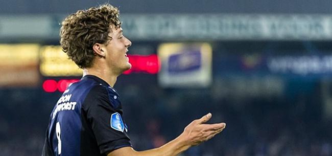 Foto: Lof voor PSV-huurling: 'Sam Marco van Basten Lammers'