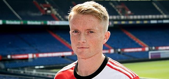 Foto: Larsson: of ik Feyenoord hoger aansla dan Ajax?