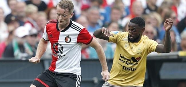 Foto: De 11 namen bij Feyenoord en VVV: toch mét Sam Larsson