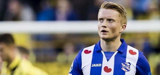 Foto: 'Europa League-deelnemer blijft azen op Larsson'